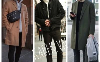 Bỏ túi những xu hướng phối đồ thời trang mùa đông dành cho nam mới nhất