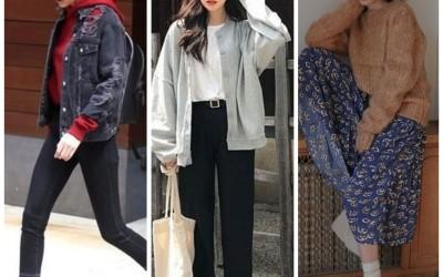 Bắt kịp xu hướng phối đồ thu đông cực thời trang và phong cách